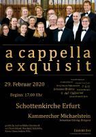 a cappella exquisit