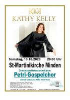 Gemeinschaftskonzert mit Kathy Kelly