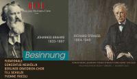 Besinnung: Gesänge und Chorwerke von J. Brahms und R. Straus