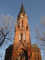 Heilandskirche zu Leipzig-Plagwitz