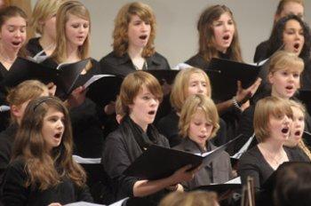 Kinder- u. Jugendchor an der Oper Kiel