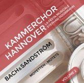 Bach & Sandström Motetten Vol. 2