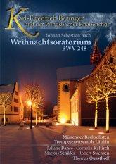 Johann Sebastian Bach: Weihnachtsoratorium BWV 248