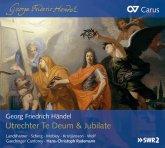 Georg Friedrich Händel: Utrechter Te Deum & Jubilate