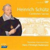 Heinrich Schütz: Cantiones sacrae